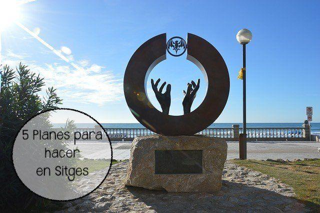 5 Planes para disfrutar de Sitges