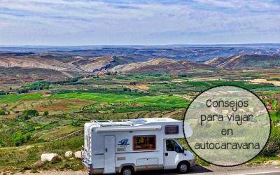 Consejos y recomendaciones para viajar en autocaravana