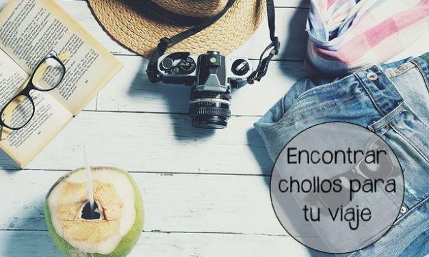 Como encontrar chollos y ofertas para tu viaje