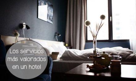 Los servicios más valorados por los clientes en un hotel
