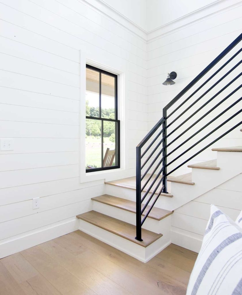 How To Match Solid Stair Treads To Prefinished Hardwood Flooring | Solid Wood Stair Treads | Stairway | Commercial | Standard Length 48 | Domestic Timber Stair | Stainless Steel Anti Slip Stair