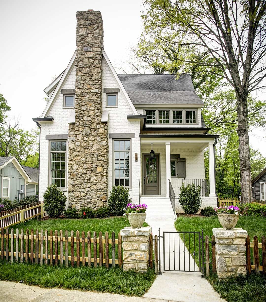 Why We Chose Sherwin Williams White Duck For Our Exterior