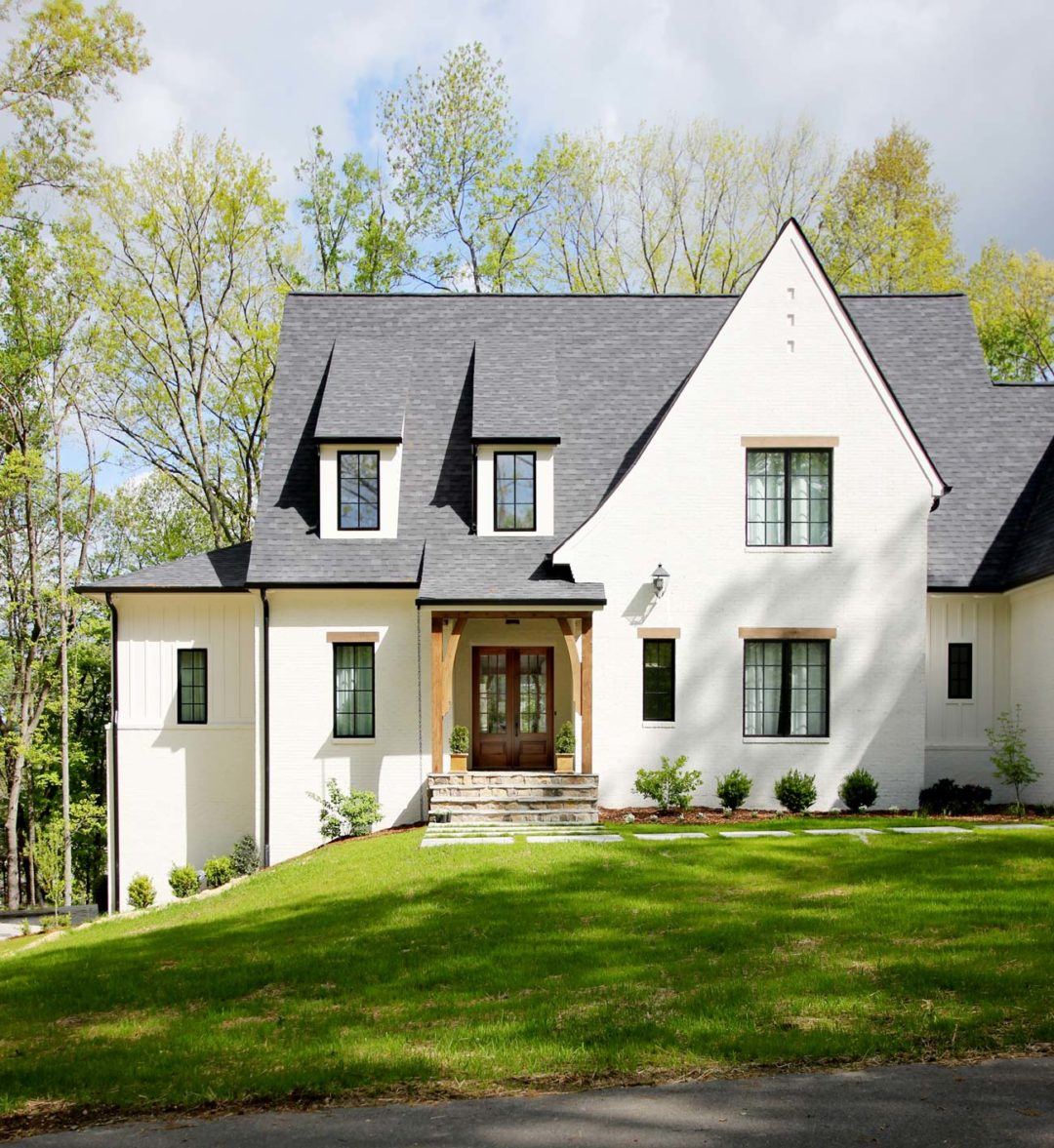 why we chose sherwin williams white duck for our exterior on paint colors by sherwin williams id=66121