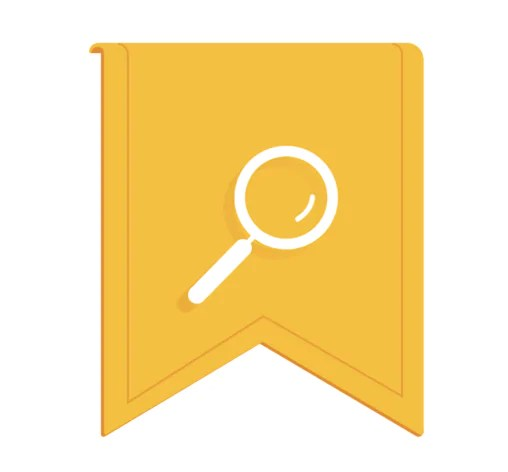 search-badge