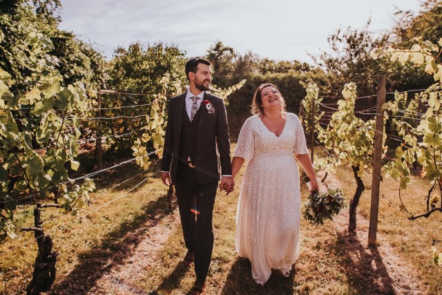Weight Loss + Weddings: A real bride explains why you shouldn't let weight worries ruin your wedding planning experience