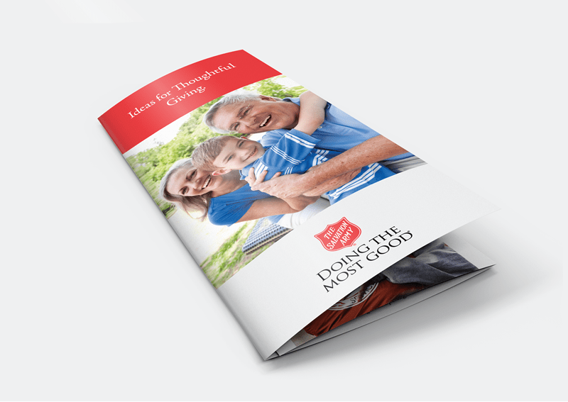 Planned Giving Brochures | Practical Tools for Everyday Use