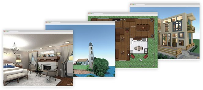 Get Inspiration From Our Ideas Library Or Users Home Design Templates Gallery And Create Your Own Visualise Project