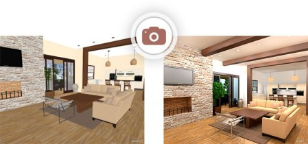 Home Design Software   Interior Design Tool ONLINE for home   floor     will get photorealistic 3D visualisation or the render of your project  You  can share these visualisations with your friends  colleagues or patterns