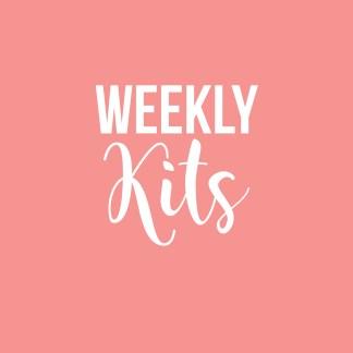 Weekly Kits
