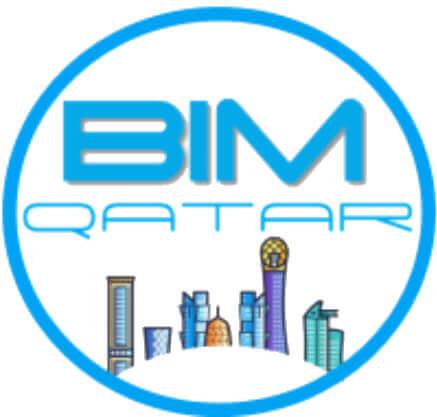 BIM QatarBIM Logo