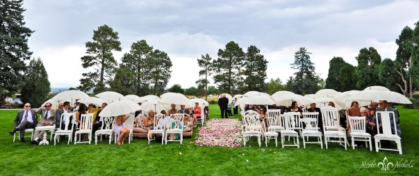 umbrella rental weddings