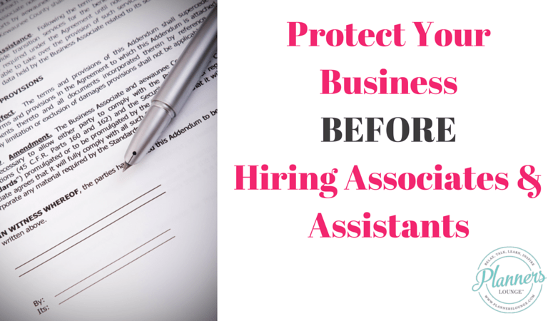How To Protect Your Business Before Hiring Staff