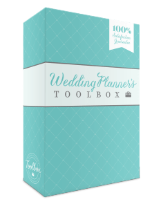 Done for you tools and templates for professional wedding planners