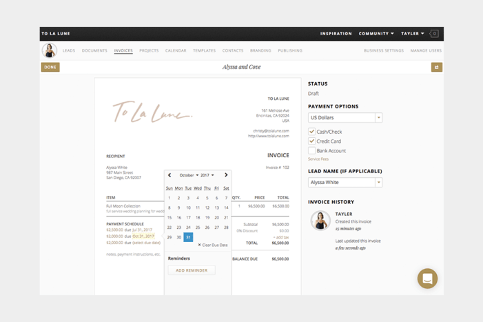 Streamline Your Booking Process With Aisle Planner