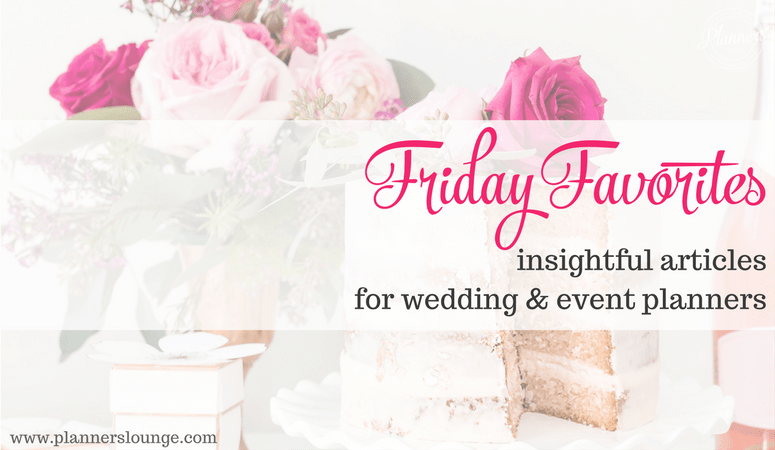 wedding planner business resources