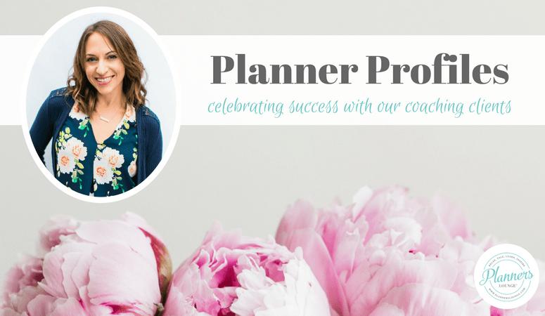 Event Planner Profile | Jennifer Tansley