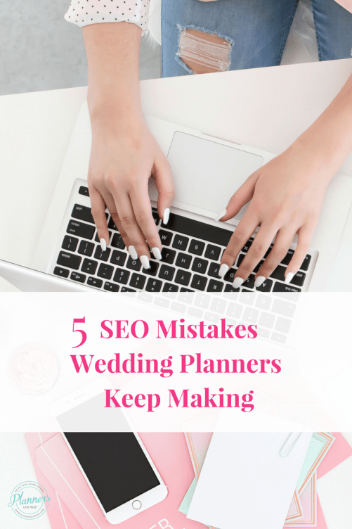 how to learn seo wedding business