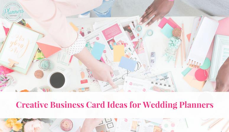 Wedding Planning Ideas: Wedding Planner Business Card Ideas