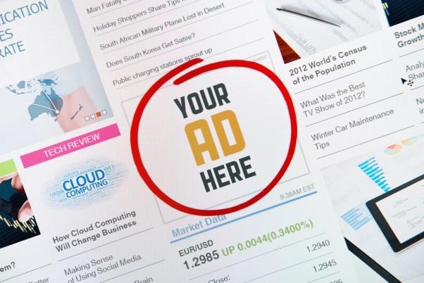 Banner Ad Conference Website