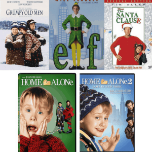 Christmas Movie Comedies