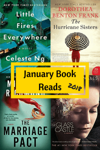 January Book Reads
