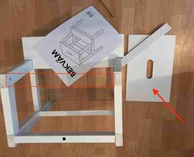 Lernturm, Ikea Hack, Planningmathilda