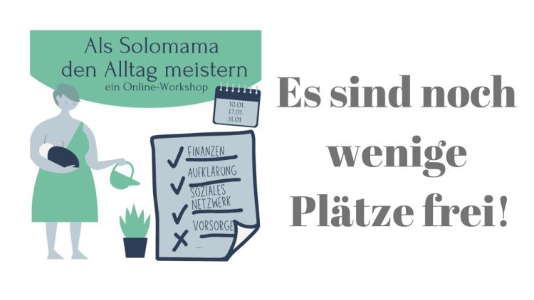 Als Solomama den Alltag meistern, Workshop Solomutter, Katharina Horn, Kinderwunschberatung