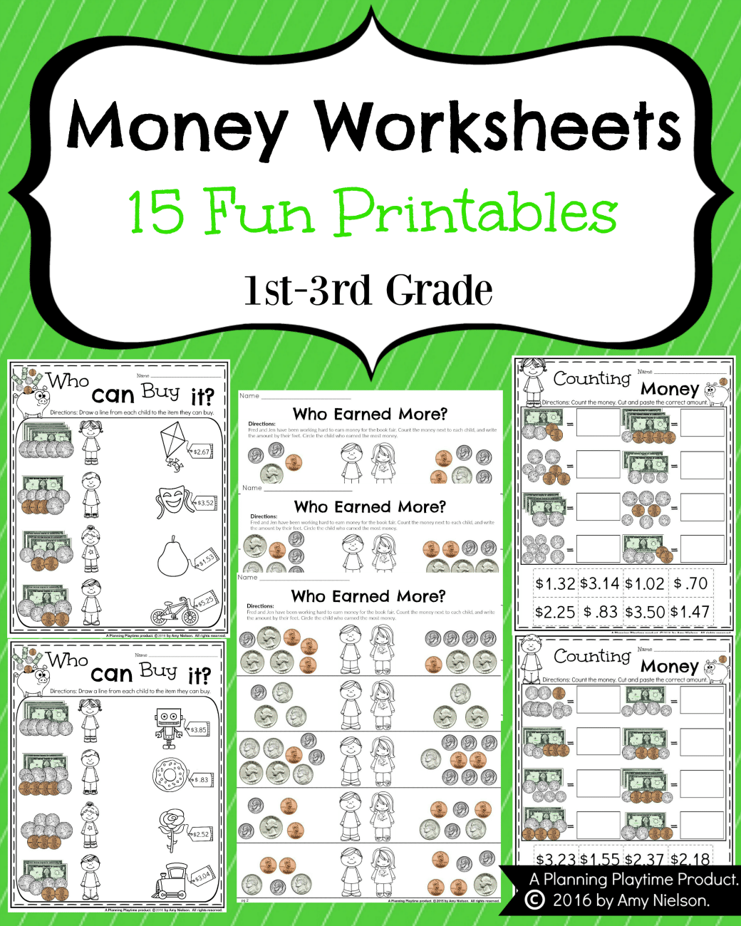 Pakistani Money Worksheet For Kindergarten