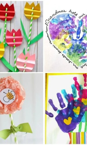 Mother S Day Craft For Kids Planning Playtime