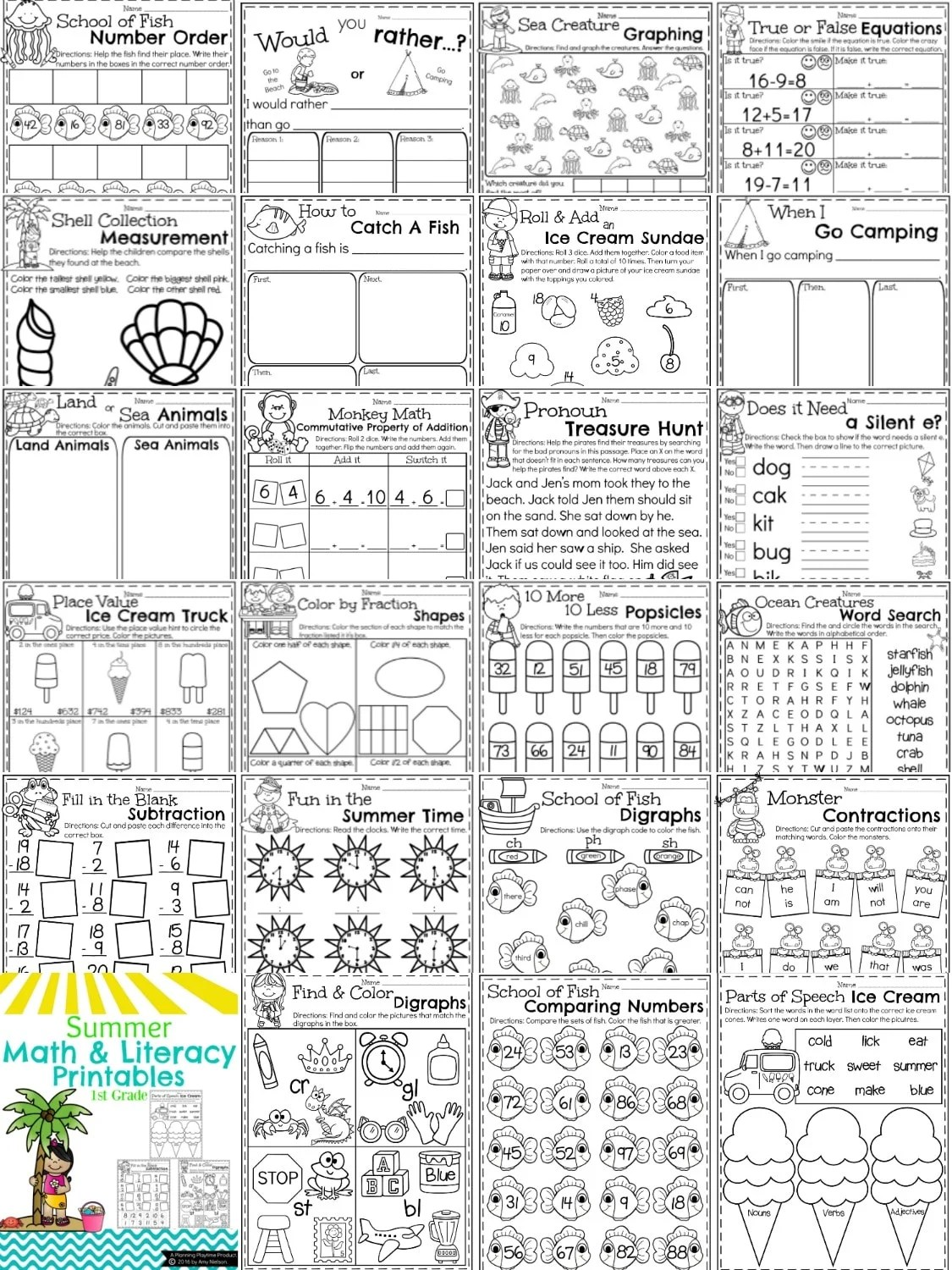 Fantastic First Grade Worksheet Fantastic Best Free Printable Worksheets