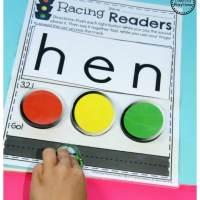 Kindergarten Reading Practice