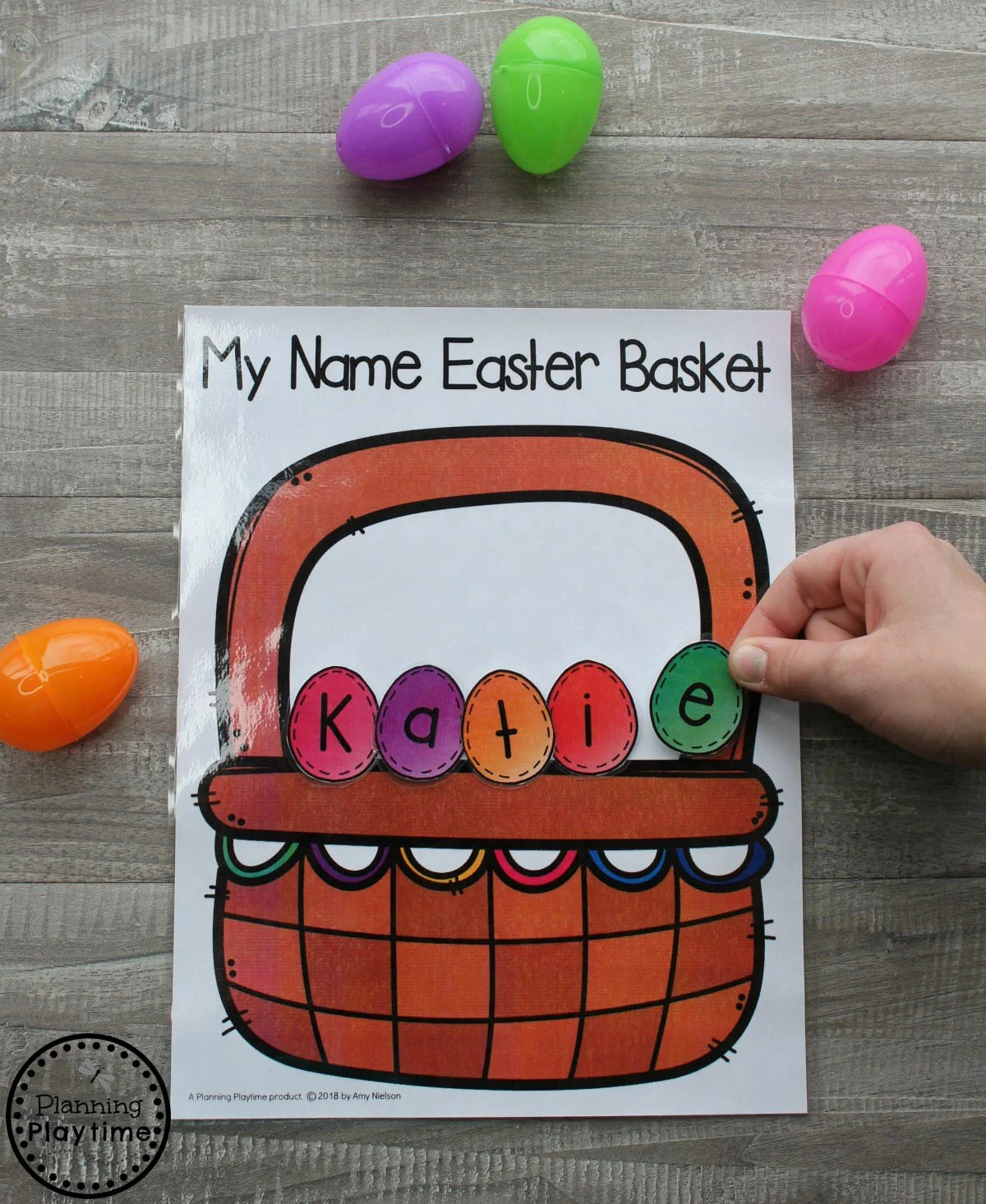 Easter Worksheets