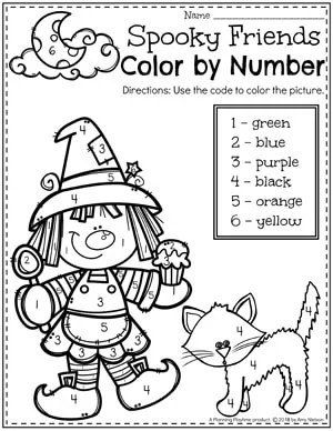 Preschool Halloween Theme Planning Playtime