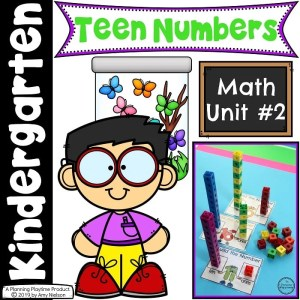 Math Unit 2 Teen Numbers