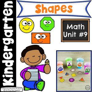 Math Unit 9 - Shapes