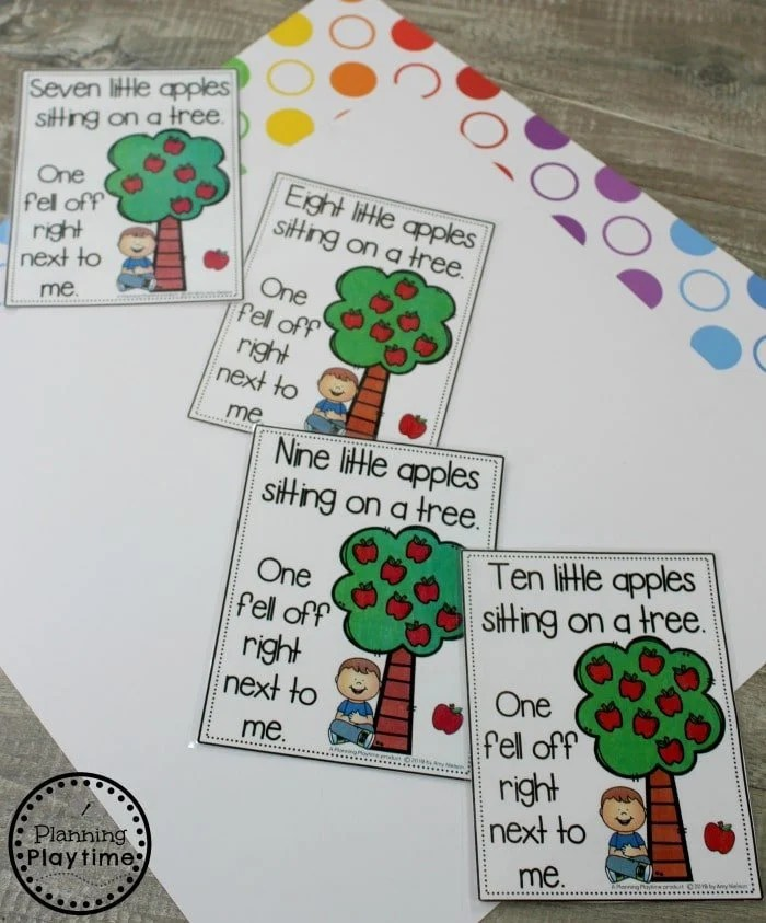 Writing Patterns Activities - Kindergarten Writing Patterns #planningplaytime #kindergarten #kindergartenwriting #storypatterns