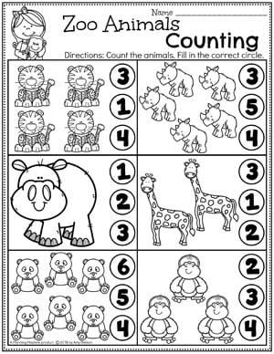 Farm Activities - Ms. Stephanie's Preschool  |Preschool Animal Lessons