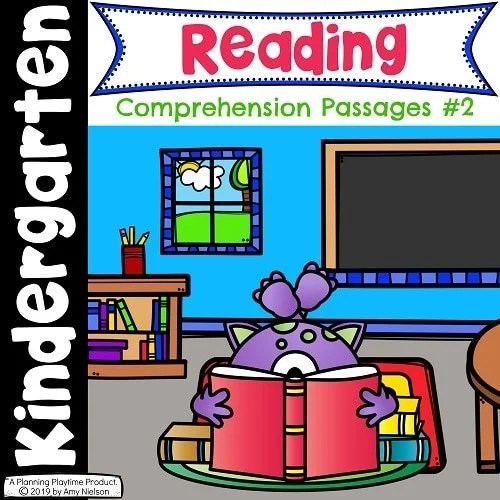 Reading Comprehension Passages #2 - Blends
