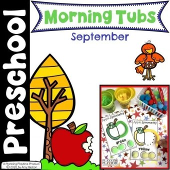 Morning Tubs - September
