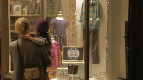 The shop local movement has helped small retailers compete with Amazon