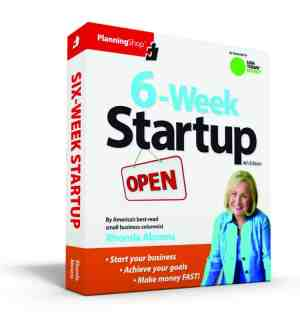 6-Week Startup, 4th Edition