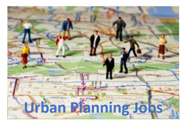 Jobs for Urban Planners