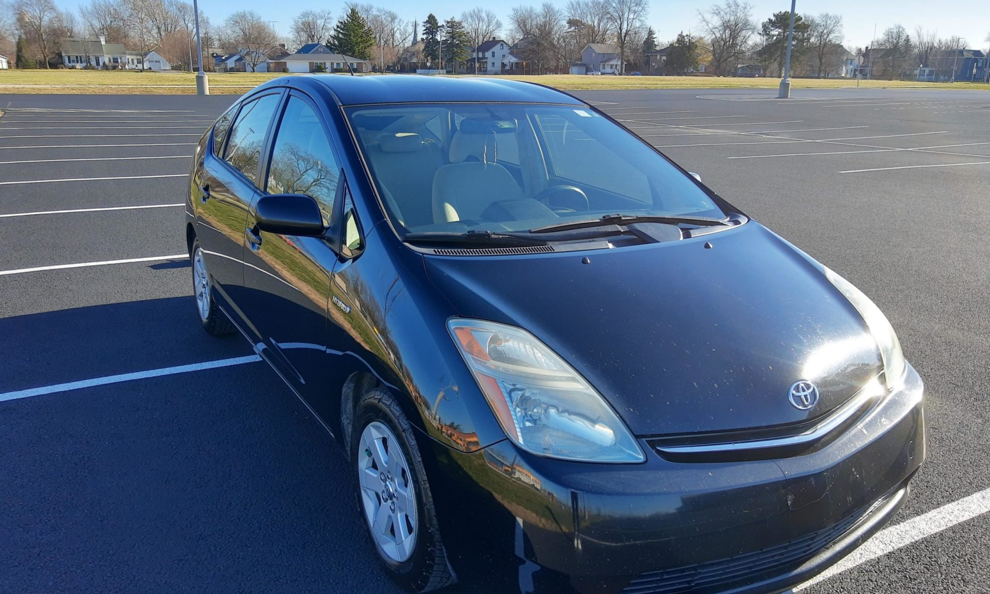 Our 2006 Toyota Prius