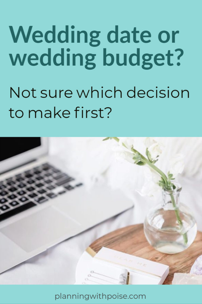 Wedding Date Vs Wedding Budget Which Decision Comes First