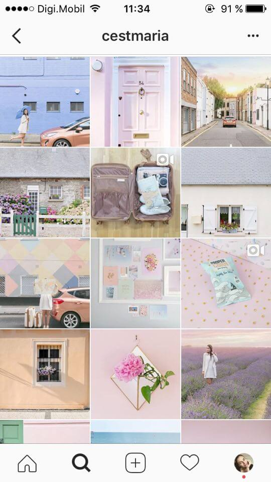 instagram-feed-theme-ideas-bright-pastels