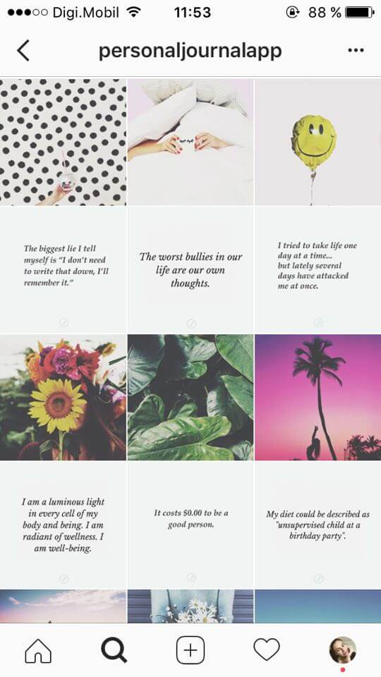 instagram-feed-theme-ideas-horizontal-lines