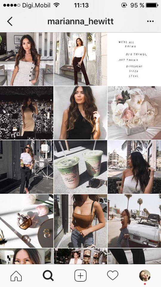 instagram-feed-theme-ideas-same-filter