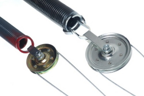 plano garage door springs
