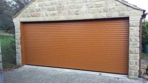 Hormann Rollmatic Garage Door