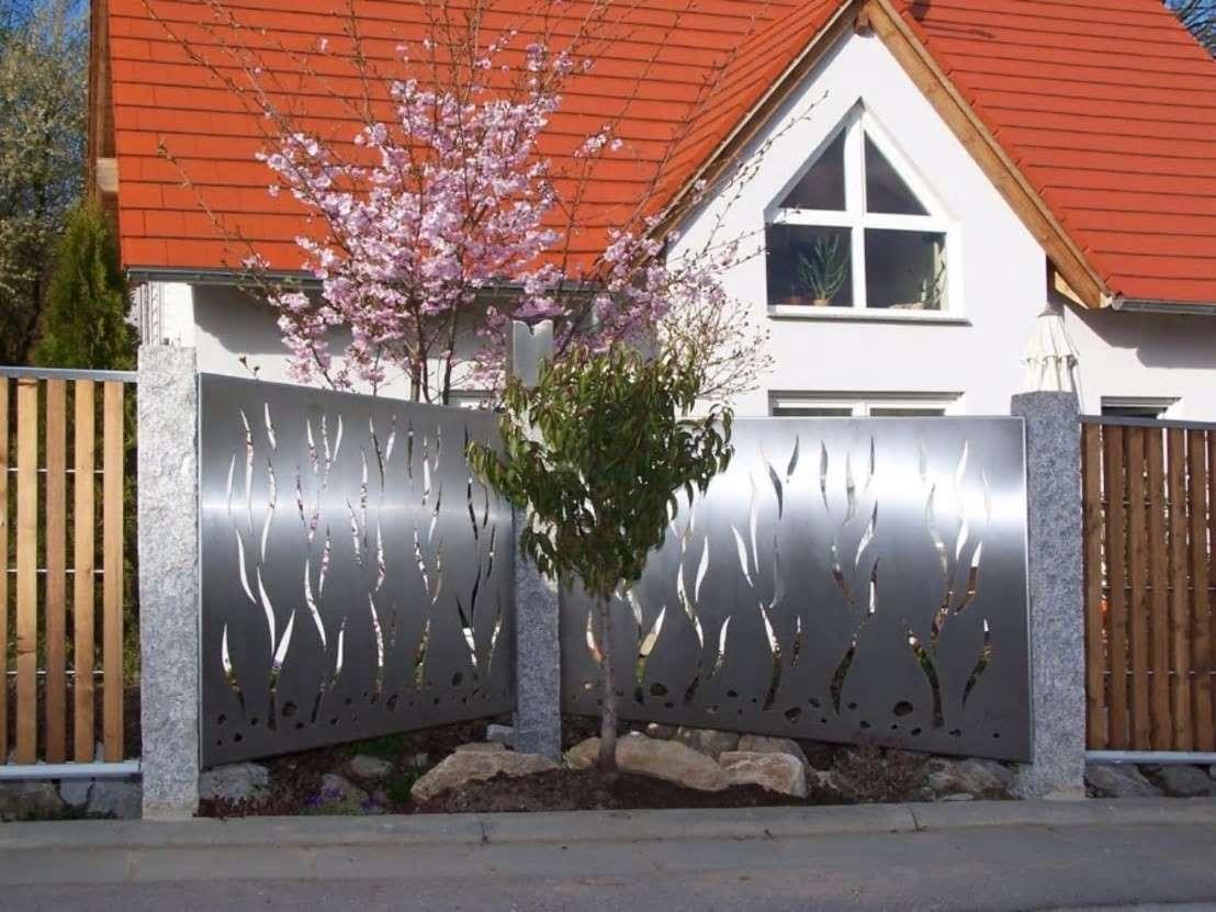 bajo costo para la cerca de tu patio